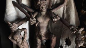 7月28日は摩訶伽羅大黒天供